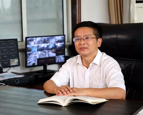 盐商人物第4期|专访成功机械总经理贾林喜:节能环保任重道远