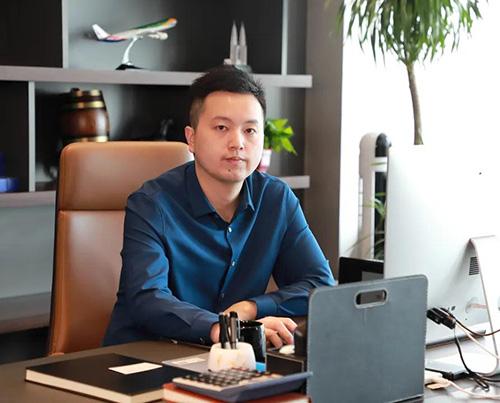 盐商人物第19期丨专访宏顺建设总经理蒋林:建精品工程,树时代丰碑